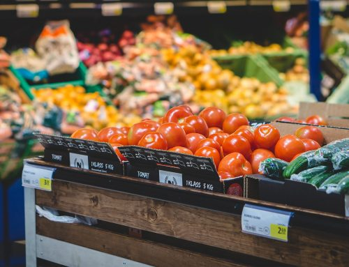 Abundant living can start with your grocery list
